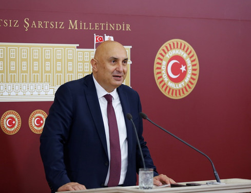 CHP'li Özkoç hakkındaki fezleke Meclis'te