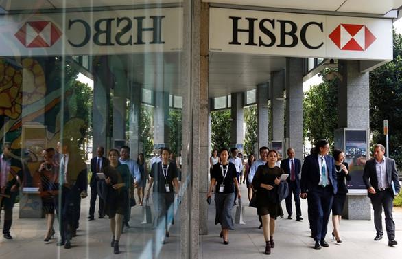 HSBC'nin Londra'daki merkezinde koronavirüs alarmı
