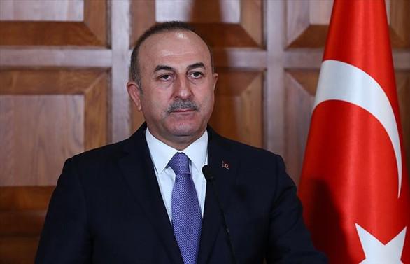 Bakan Çavuşoğlu'ndan Yunan mevkidaşına yanıt