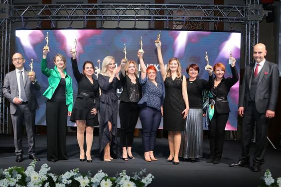 BUİKAD 11. İş Yaşamında Başarılı Kadın Ödülleri sahiplerini buldu