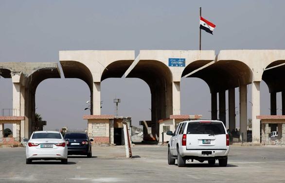 Ürdün Sanayi ve Ticaret Bakanı Suriye'yi ziyaret etti