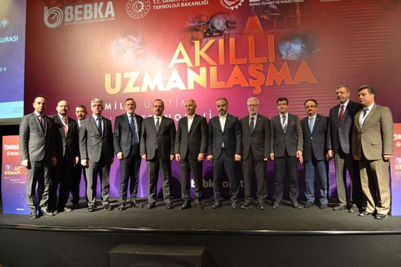 Sanayide Yenilik ve Rekabetçilik Şurası Bursa'da yapılıyor