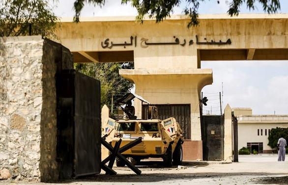 İsrail, Mısır ile sınır kapısını kapattı