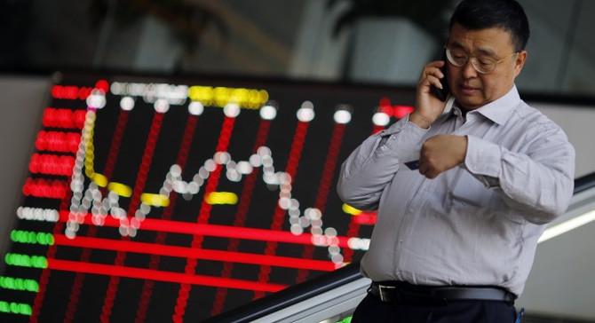 Asya piyasalarında sert kayıplar