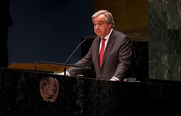 BM Genel Sekreteri Guterres: 2. Dünya Savaşı'ndan beri en zorlu krizle karşı karşıyayız