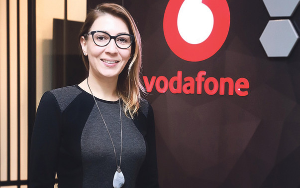İstanbul Havalimanı'nın iletişimi Vodafone'a emanet