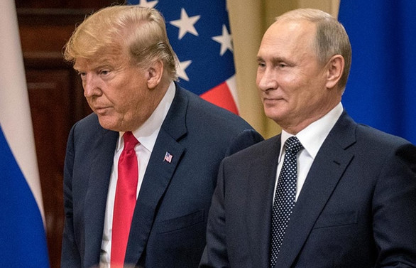 Putin ile Trump 'üretim kısıntısını' görüştü