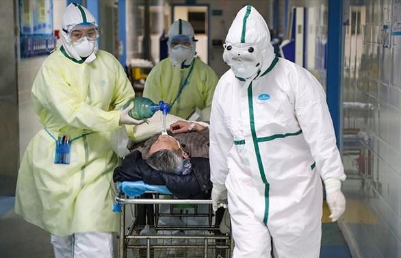 Dünyada koronavirüsten can kaybı 100 bini geçti