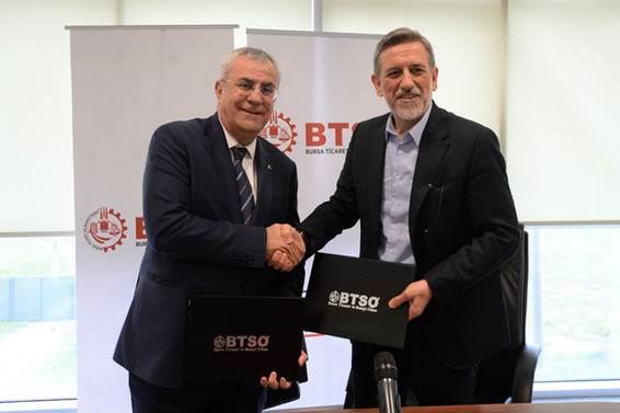 BTSO ve Adana Sanayi Odası stratejik işbirliği protokolü imzaladı