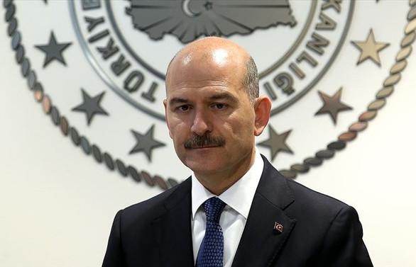 İstifa kararının ardından İçişleri Bakanı Soylu'dan ilk açıklama