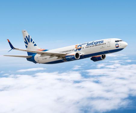 Uçuşlarını durduran SunExpress cargo taşımacılığına yöneldi