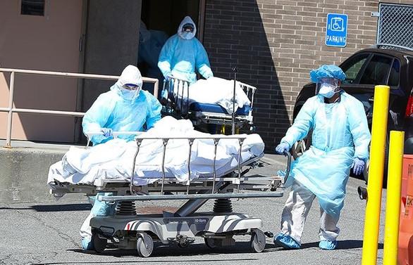 ABD'de ölü sayısı 25 bini aştı
