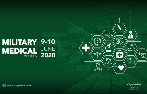 Dünya orduları, medikal tedariğini online fuarda yapacak