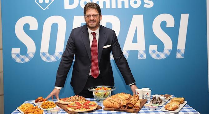 Dominos satışlarının %85'ini dijitalden yapıyor