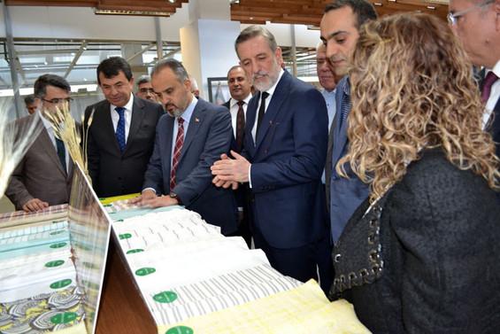 """Tekstilin lider oyuncuları """"Let's Meet in Bursa"""" dedi"""