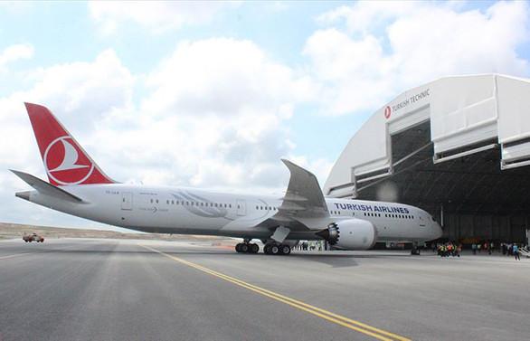 THY uçuşlarını 1 Mayıs'a kadar durdurdu