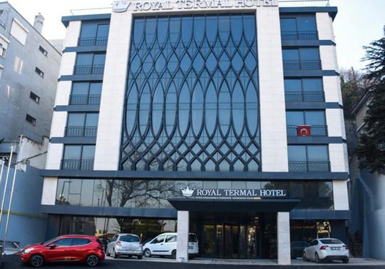Royal Termal Otel sağlık çalışanlarına ücretsiz hizmet sunacak