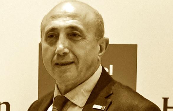 Hilton'un 43 yıllık çalışanı F&B Müdürü Hasan Sabuncu, koronavirüsten vefat etti