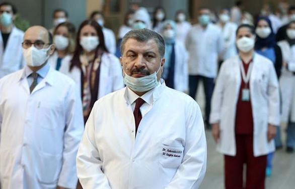 Bakan Koca: Başakşehir Şehir Hastanesi yoğun bakım olarak kullanılabilir