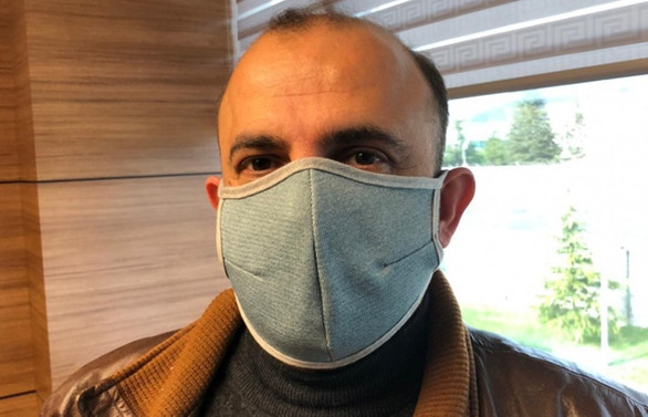 Boyteks'ten onaylı antiviral maske