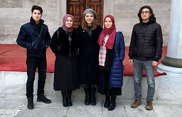 Oxford'da Türkiye'yi gururlandırdılar