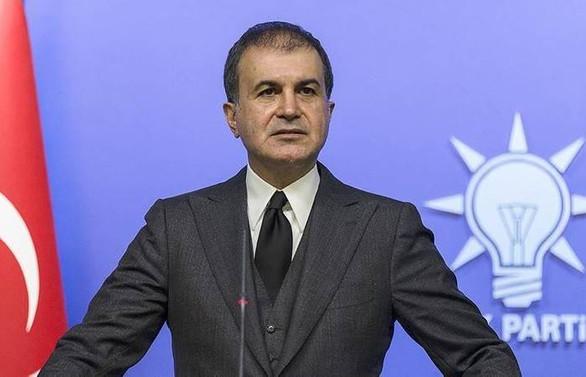 AK Parti Sözcüsü Çelik: Salgınla kapsamlı bir şekilde mücadele ediyoruz