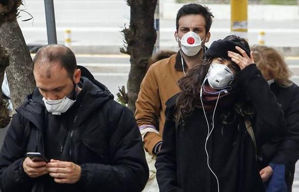 KKTC'de sokakta maske takma zorunluluğu getirildi
