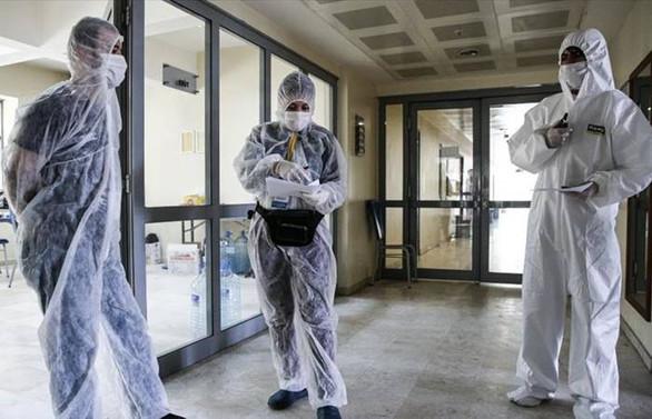 Türkiye'de virüsten can kaybı 2 bin 491