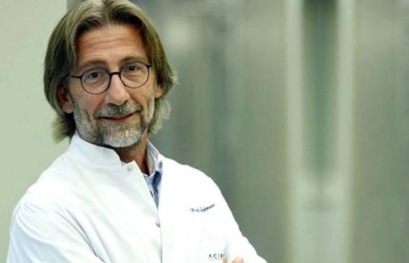 Prof. Dr. Ovalı, COVID-19 aşısını hayvanlar üzerinde test edecek