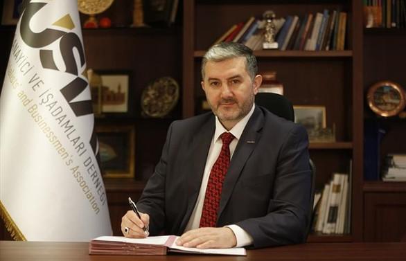 MÜSİAD Başkanı Kaan'dan ramazan ayı için yardımlaşma ve dayanışma çağrısı