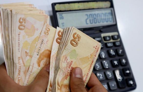 Bankalardaki mevduatlar 85 milyar lira arttı
