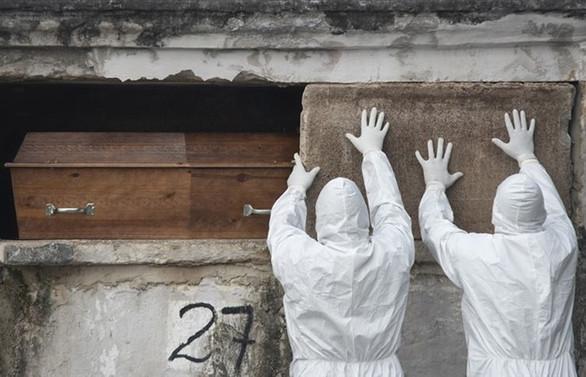 Dünyada koronavirüsten ölüm sayısı 200 bine yaklaştı