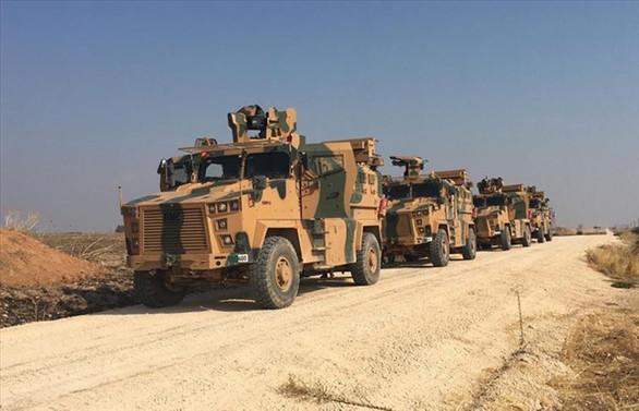 Barış Pınarı bölgesine sızmaya çalışan 20 terörist etkisiz hale getirildi