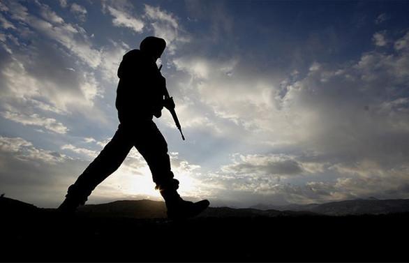 Haftanin'de bir asker şehit, 3 yaralı