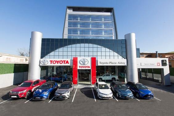 Toyota Plaza Aktoy'a en iyi işveren ödülü