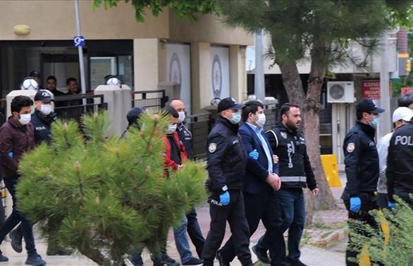 Yeşilova Belediye Başkanına silahlı saldırıyla ilgili 3 tutuklama