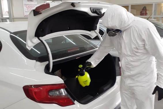 Tofaş'tan ücretsiz araç dezenfeksiyonu hizmeti