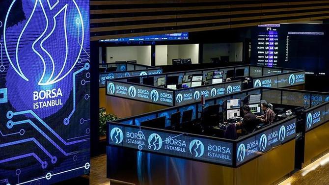 Borsa, 100 bin puanın üzerinde açıldı