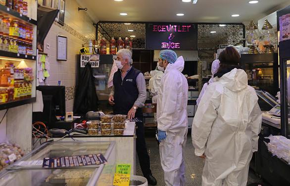Gıda işletmelerine 4 ayda 9 milyon lira para cezası