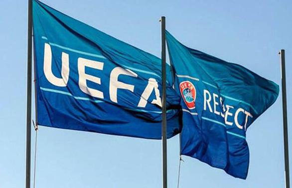 UEFA'dan federasyonlara 236,5 milyon euro destek