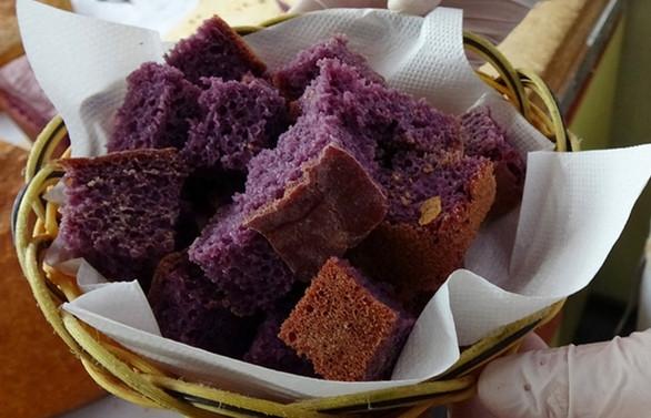 Vakfıkebir mor ekmeğine Ramazan'da ilgi arttı