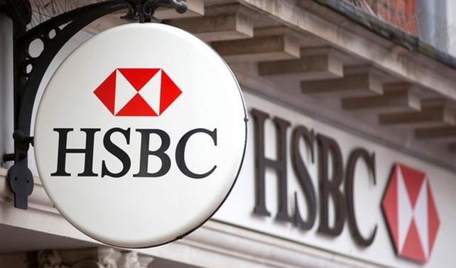 HSBC'nin kârı yarı yarıya azaldı