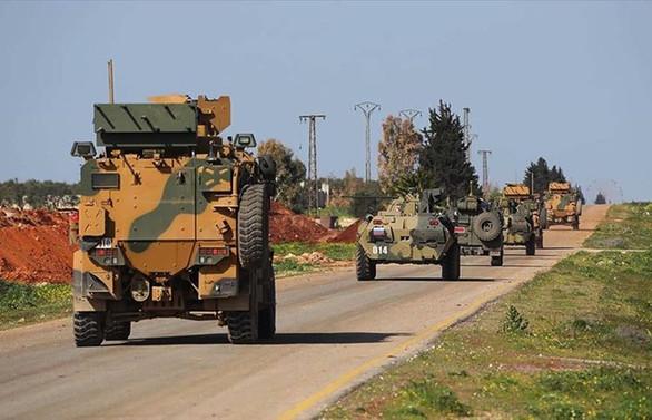 İdlib'deki M4 kara yolunda 6'ncı Türk-Rus Birleşik Kara Devriyesi tamamlandı