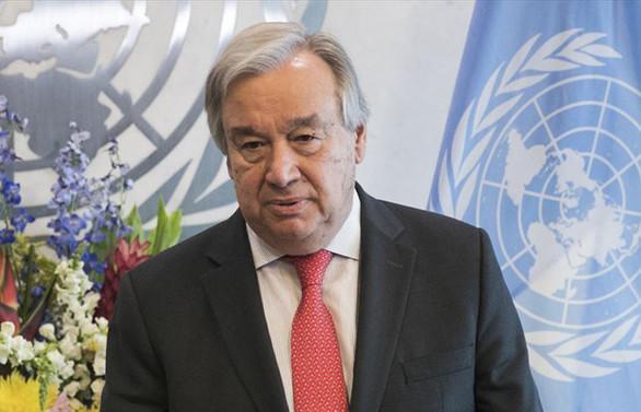 Guterres: Koronavirüsü daha iyi bir dünya yaratmak için kullanalım