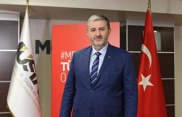 MÜSİAD Genel Başkanı Kaan: Bütün istişare mekanizmalarında aktif rol oynamaya devam edeceğiz