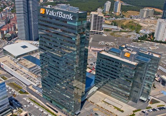 Vakıfbank, 950 milyon dolar kaynak sağladı