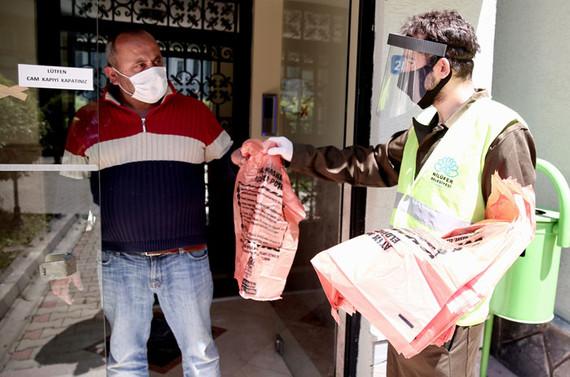 Nilüfer'de tıbbi atıklar için önlem