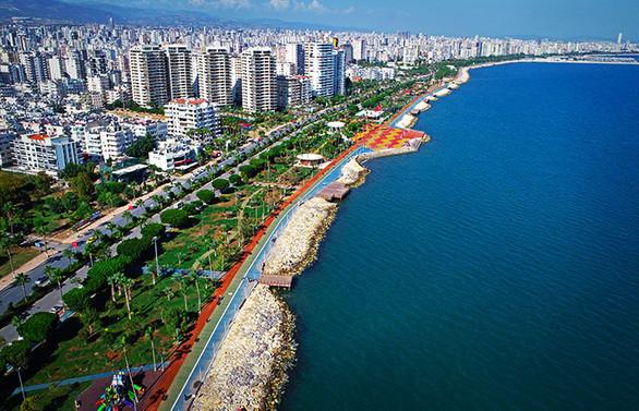 Mersin'de sahra hastanesinin hazırlıkları tamamlandı