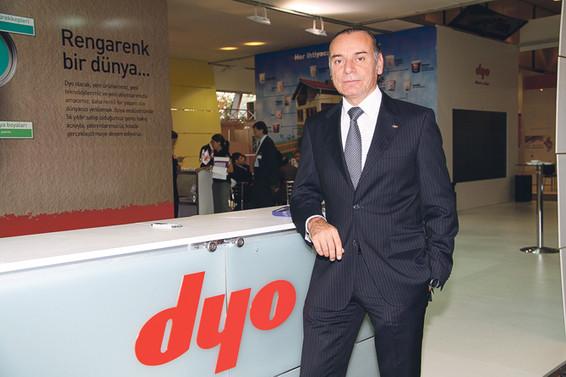 DYO, Transocean deniz boyalarının üretimine başladı