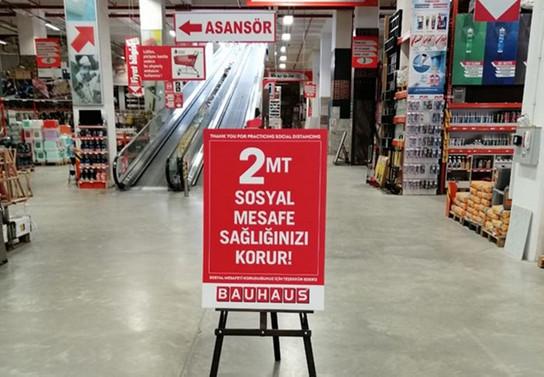 Bursa mağazası da pazartesi günü iş başı yapıyor